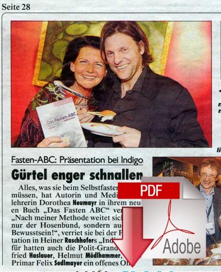 Kronenzeitung - Nockerl - 03/2009