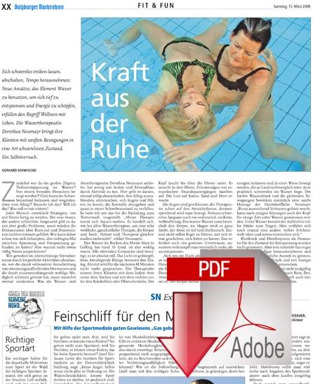 Salzburger Nachrichten - 03/2008