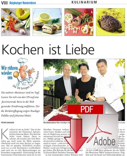 Salzburger Nachrichten - 09/2007