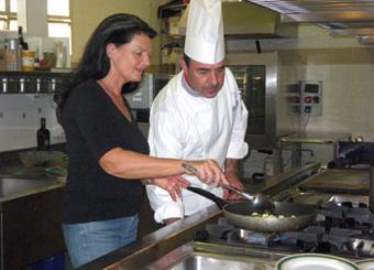 Peace food - Veganes Kochen im Hotel Garden - Montegrotto